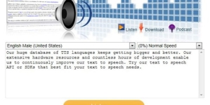 5 Best Websites to Convert Text into Human Sounding Speech