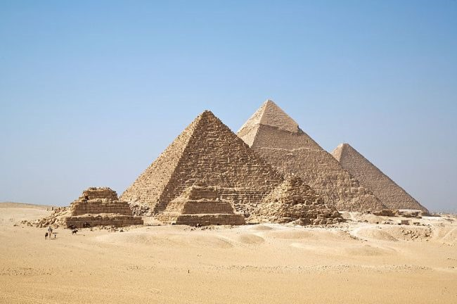 Giza Great Anciant Pyramids
