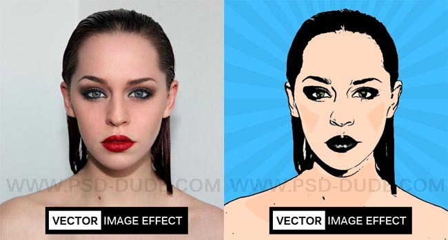10 Nice Photo To Cartoon Effect Photoshop Tutorials Zdwired
