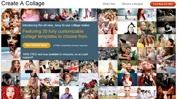 10 of the best free online photo collage maker websites zdwired