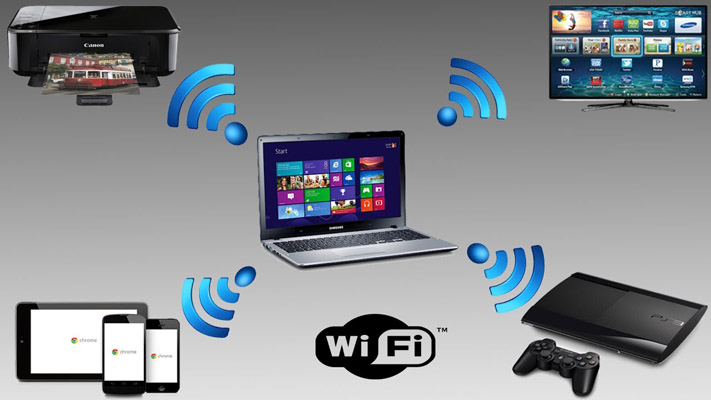 Turn Your Windows Laptop into a WiFi Hotspot Using mHotspot App